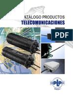 Catálogo Telecom en Español