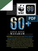 Earth Hour Mataram