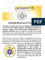 Proclaim - Activities