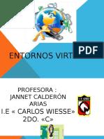 Diapositivas Eva - Jannet Calderón Arias