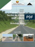 1Estrategia Do Sector de Estradas 2007-2011