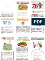 Zika Folleto