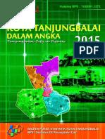 Tanjungbalai Dalam Angka 2015