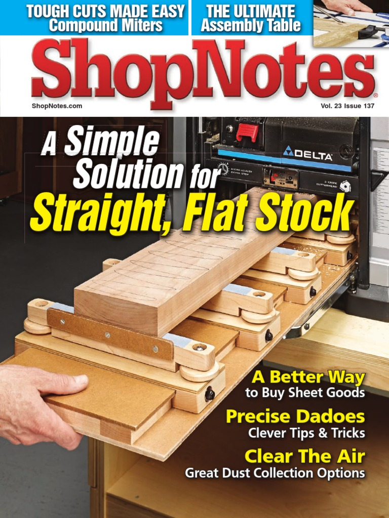 Shopnotes 137pdf screw plywood greentooth Image collections