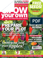 Grow Your Own - January 2016 UK