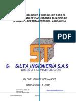 Estudio Hidrologico Pivijay-1