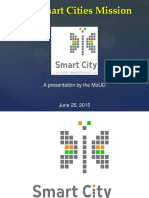 Presentation on Smart Cities Mission