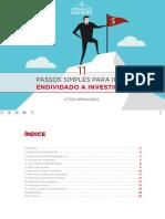 11 Simples Passos Para Ir de Endividado a Investidor
