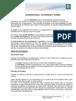 Lectura 8 - Estructura Organizacional. Autoridad y Poder_feb 2012