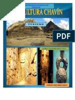 UNT - La cultura chavín (Turismo) Cover
