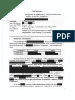 UC Berkeley - Wentworth investigation report