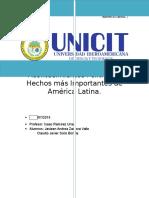 Trabajo Final America Latina