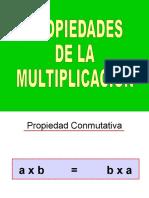 propiedades de la multiplicacin-8.ppt