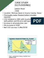 Case Study [Co2 Flooding]