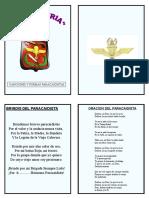 88561988 Folleto Paracas