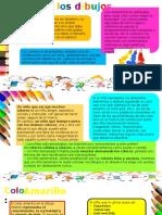 Colores en Los Dibujos de Niños