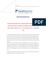 Business Model Analysis in Antimicrobial Coatings