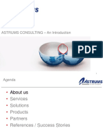 Astrums Consulting Profile
