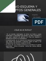 Activo-esquema y Conceptos Generales contabilidad