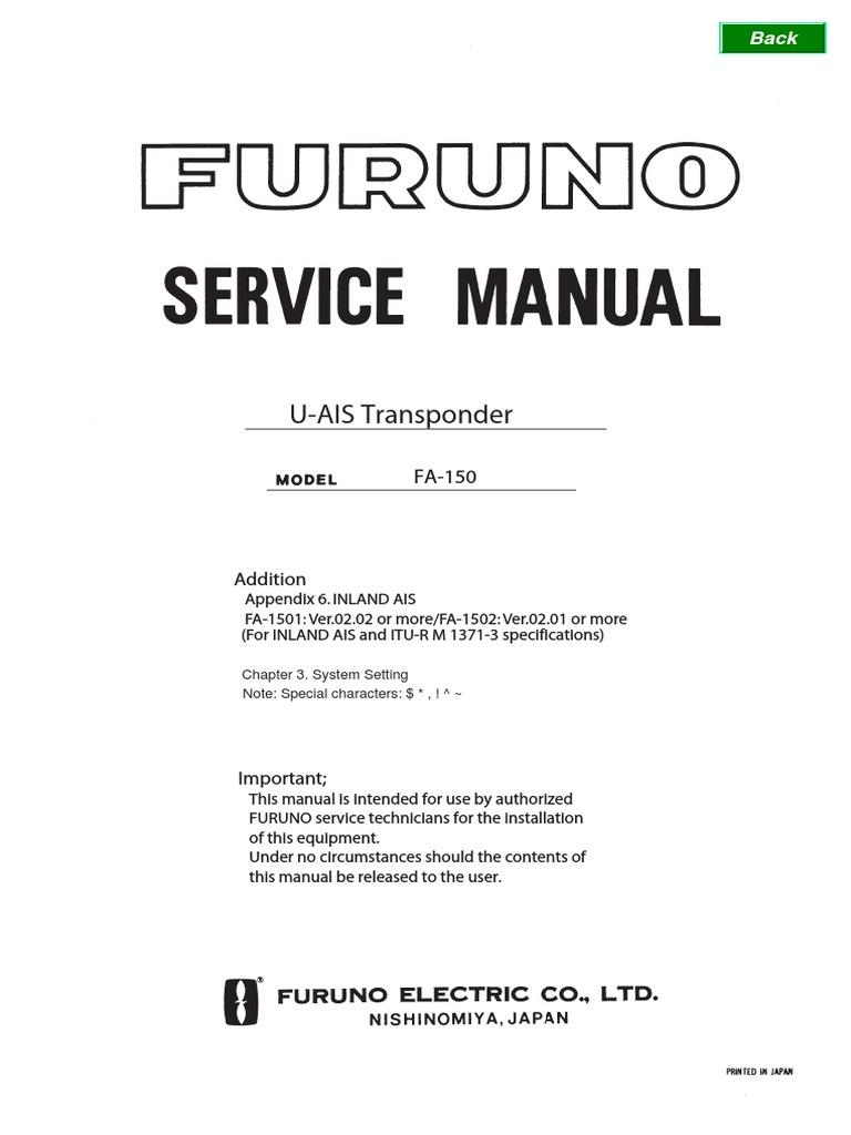 fa 150 service manual broadcasting radio rh es scribd com User Guide Template Example User Guide