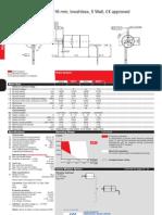 Maxon EC-Max16 2-Wire 5Watt