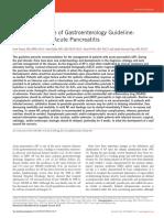 Management of Acute Pancreatitis. AJGastro 2013 (1) (1)