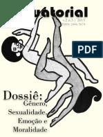 REVISTAEQUATORIALdossiegeneroesexualidademoral