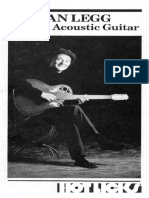 Adrian Legg - Beyond Acoustic Guitar (Booklet)