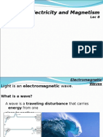 L8 Electromagnetism