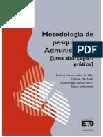 Livro metodologia