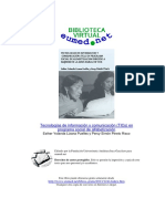 Tecnologías de información y comunicación (TICs) en programa social de alfabetización
