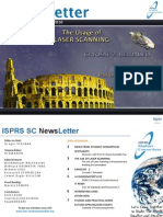 ISPRS Student Consortium Newsletter No1 Vol4