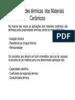 Propriedades térmicas  dos Materiais Cerâmicos.pdf