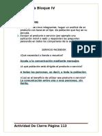 Intervencion Pag.113