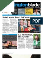 washingtonblade.com – vol. 41, issue 18 – april 30, 2010