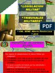 Exposicion Emi 04. Tribunales Militares Cnl. Pereira