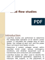 Load Flow Studies