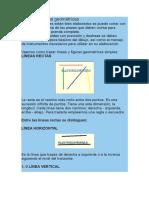 Líneas y Figuras Geométricas
