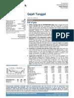 BH - Gajah Tunggal-Credit Suisse