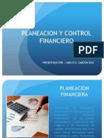 Gestion Gerencial - Planeacion Financiera