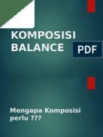 Komposisi Balance