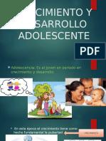 CRECIMIENTO Y DESARROLLO ADOLESCENTE.pptx