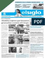 Edicion El Siglo 06-04-2016