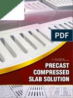 Precast Compress Slab Cover