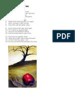 59019912 English Test Prac Poison Tree Answers