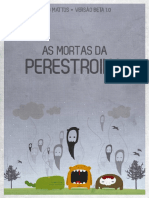 As Mortas Da Perestroika - Tiago Mattos
