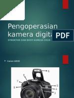 Pengoperasian Kamera Digital