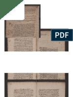 Kitab Klasik Aceh Nur Muhammad