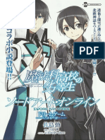 Mahouka Koukou No Rettousei X Sword Art Online Dream Game Crossover