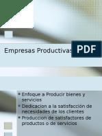 Empresas Productoras